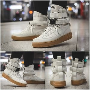 Nike SF Air Force 1 Women's High Sneaker Boots 8.5
